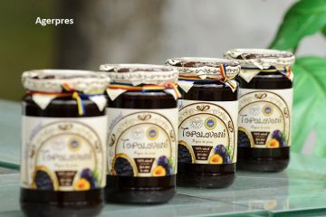 Arabii și vietnamezii mănâncă magiun de Topoloveni. Cum se promovează în toată lumea compania românească, cu finanțare de la UE