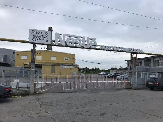 Fabrica Nestle din Timișoara, scoasă la vânzare, după ce gigantul elvețian s-a restras din România. Colliers International încercă să găsească alți investitori