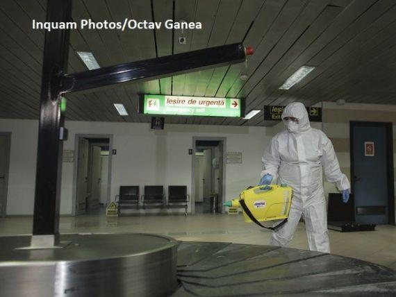 Corturile de triaj din faţa terminalului Plecări/Otopeni vor fi demontate. Cum se va face accesul pasagerilor în aeroport