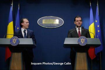 Președintele l-a desemnat pe Florin Cîţu pentru funcţia de prim-ministru. Premierul desemnat promite lista miniștrilor și programul de guverare  în cel mai scurt timp