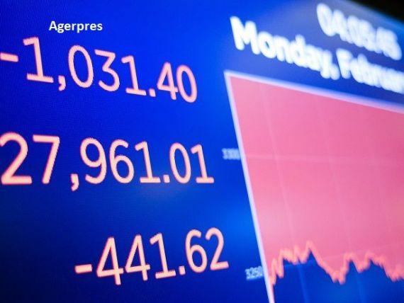 Preţurile petrolului au scăzut cu peste 1%, într-o singură zi, în urma creşterii numărului de cazuri de coronavirus raportate în lume. Bursele europene, pe roșu