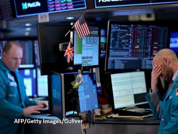 O nouă zi de prăbușiri pe bursele din Europa și SUA, din cauza îngrijorărilor privind o recesiune mondială din cauza pandemiei cu coronavirus