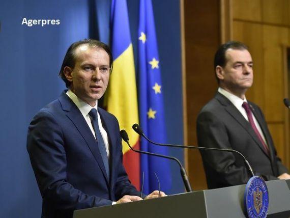 Ministrul Finanțelor anunță un nou pachet de măsuri privind ratele la bănci, creditarea IMM-urilor şi ajutor pentru companiile mari, în această săptămână
