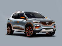 Dacia Spring, prima mașină românească 100% electrică, va fi prezentată în octombrie. Ce autonomie are și când va fi disponibilă pe piață