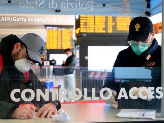 Cât de gravă este situația în Italia și de ce este a doua cea mai afectată țară de coronavirus, după China. Plasarea întregii țări în carantină, soluție pe termen scurt