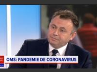Secretarul de stat Nelu Tătaru, despre pandemia cu coronavirus:  80-82% din cazuri sunt uşoare