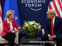 UE dezaprobă faptul că SUA a impus o interdicţie de călătorie în mod unilateral şi fără consultare:  Coronavirusul este o criză globală, nu limitată la vreun continent