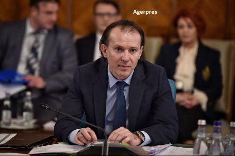 Cîţu: Dacă majoritatea românilor va beneficia de amânarea ratelor, va trebui să garantăm un miliard şi ceva de euro. Efortul statului va fi unul enorm