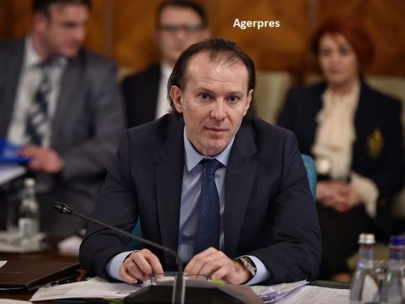 Ministrul Finanţelor:  Traversăm o criză atipică, pentru care nu există lecţii din trecut. Vom adopta și alte măsuri, în funcție de evoluța economiei