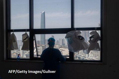 Cum arată acum Wuhan, locul din care a plecat noul coronavirus, după trei luni de carantină. Oraşul cu 11 milioane de locuitori este în continuare încremenit