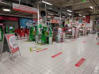 Magazinele Auchan rămân deschise și vor avea program normal în perioada următoare. Măsuri de protecție pentru angajați și clienți