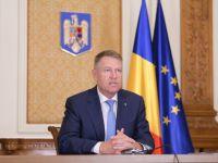 Iohannis: Nu am atins vârful epidemiei. 15 mai nu înseamnă reîntoarcerea la normalitatea pe care am cunoscut-o