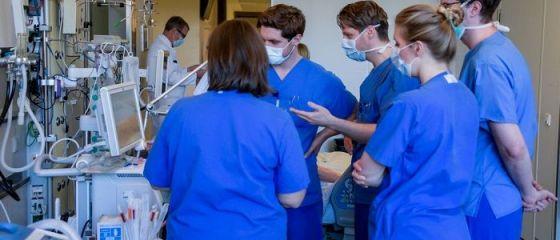 Creșterea numărului de cazuri de COVID-19 are efecte în spitale. La Matei Balș nu se mai fac internări