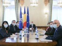 Președintele Iohannis face un apel către medici:  Voi sunteți linia de apărare