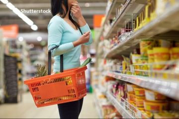 Rata anuală a inflaţiei a urcat la 2,8% în iulie. Alimentele și biletele de avion s-au scumpit cel mai mult