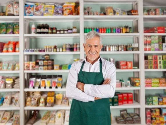 (P) Comanda online rafturi pentru magazinul fizic