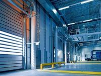 (P) Ușile industriale și ușile antifoc: caracteristici importante