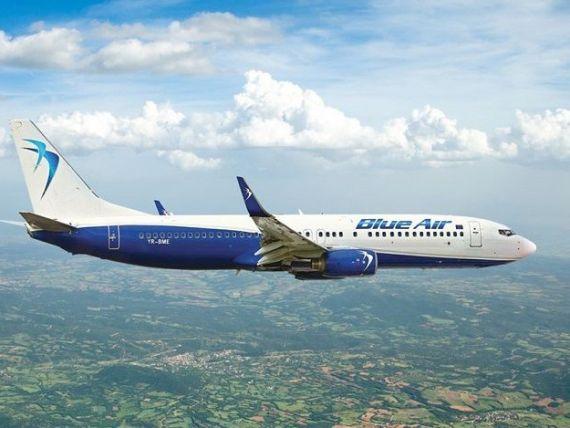 Blue Air anunță zboruri către 21 de destinații din 11 țări, în luna iunie. Voucherele acordate pentru cursele anulate nu sunt acceptate ca formă de plată
