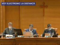 Parlamentul a votat prelungirea stării de urgență. Ce modificări a făcut PSD