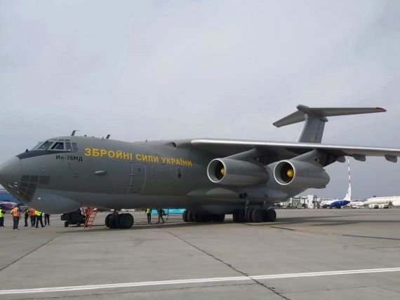 Câte avioane mai ajung la București, în timpul pandemiei:  Vin avioane uşor exotice, de producţie sovietică, dar și Boieng 777 sau 787, care aduc mari cantităţi de materiale medicale