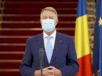 Klaus Iohannis:  După 15 mai, se relaxează restricțiile de circulație, dar toată lumea va fi obligată să poarte măști de protecție