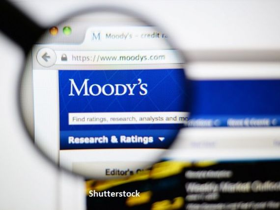 Moody s a reconfirmat ratingul suveran al României, dar a revizuit perspectiva de ţară de la stabilă la negativă. Deficit de 7,7% și contracție economică de 5%, în 2020