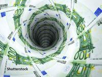 Deficitul de cont curent a crescut cu aproape 22% în primele trei luni, la 1,365 mld. euro