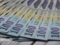 Ministerul Finanţelor a împrumutat, luni, peste un miliard de lei de la bănci