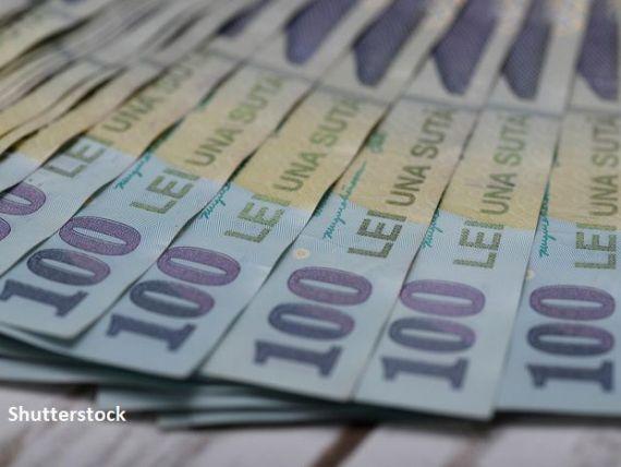 Finanțele au împrumutat, luni, peste 2 mld. lei de la bănci, prin două emisiuni de obligațiuni