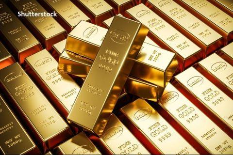 Explozia prețului aurului pe piețele internaționale crește valoarea rezervei BNR. Cât metal prețios deține România și ce valoare are