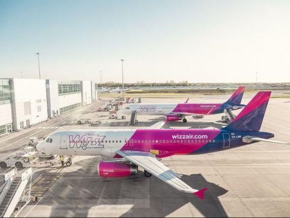Wizz Air prelungește suspendarea zborurilor din România, până în 14 mai. Ce despăgubiri primesc clienții