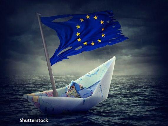 Coronavirusul îngenunchează Europa. Urmează o recesiune de proporții istorice: scădere de 7,7% în zona euro şi de 7,4% în UE
