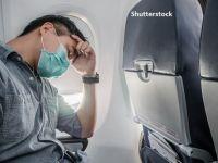 Companiile aeriene vor cere pasagerilor purtarea obligatorie a măștilor de protecție în timpul zborurilor