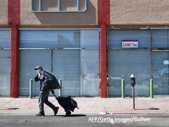 Peste un milion de americani au depus cereri pentru ajutor de şomaj, în ultima săptămână. Cea mai mare economie a lumii, afectată masiv de pandemie