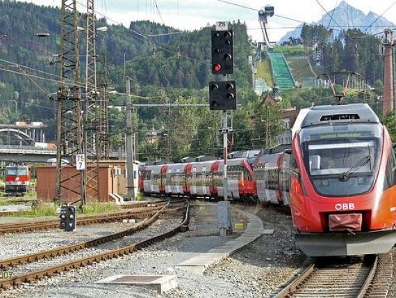 Primul tren special pentru transportul lucrătorilor sezonieri în Austria a plecat duminică din Timişoara