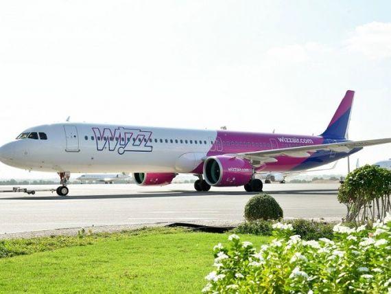 Wizz Air introduce două rute noi din România. Care sunt destinațiile și cât costă biletele