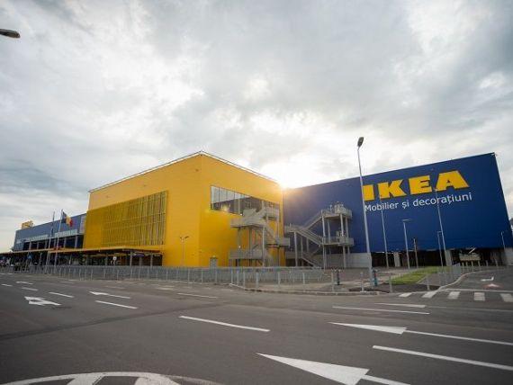 IKEA România redeschide magazinele din București. Restaurantele și locurile de joacă pentru copii rămân închise