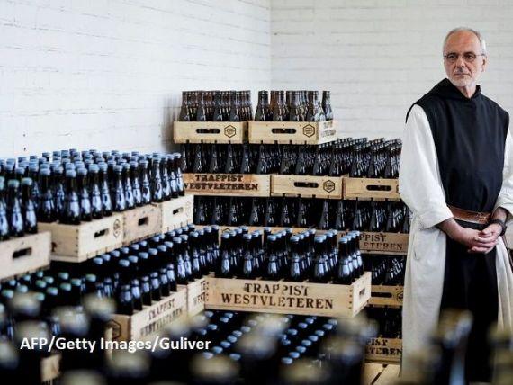 Una dintre cele mai exclusiviste beri din lume, din nou pe mesele clienților, după criza COVID-19. Călugării trapişti din Belgia au reluat vânzările de bere Westvleteren, pe care o produc din 1839