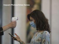 Ministerul Sănătății: Măsurarea temperaturii corporale este obligatorie la intrarea într-un spațiu închis