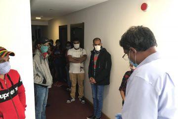 Răsturnare de situație în cazul muncitorilor srilankezi, ajunși pe Aeroportul Otopeni. De ce ar fi venit la București