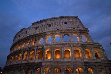 Colosseumul din Roma, cel mai vizitat obiectiv din Italia, se redeschide pe 1 iunie
