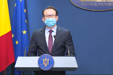 """Cîțu, despre împrumutul de 3,3 mld. euro de pe piețele externe: """"Finanţarea unui deficit de aproape 7% din PIB fără ajutorul vreunei instituţii internaţionale este o premieră pentru România"""""""