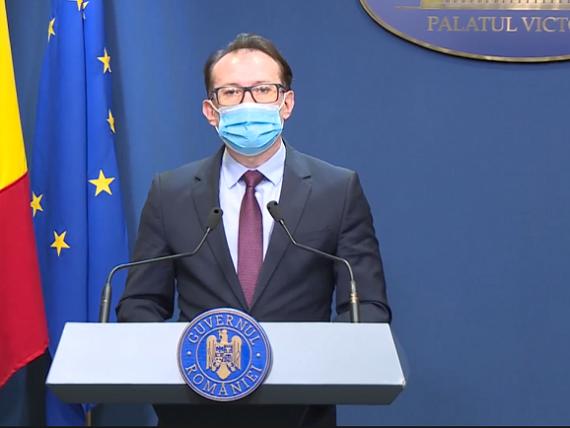 Ministrul Finanțelor spune că i-a fost mai frică de deficit şi de capacitatea de finanţare a României decât de COVID-19