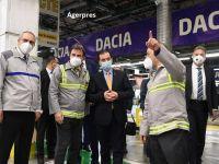 Cum afectează Dacia planul Renault de reducere a cheltuielilor. Orban: Din discuţiile cu Renault România nu am tras concluzia că ar avea intenţia unor concedieri