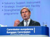 Comisarul european pentru buget vine joi la Bucureşti, unde se întâlnește cu premierul, ministrul Finanțelor și cel al Fondurilor Europene