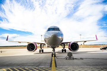 Wizz Air a recepționat prima aeronavă Airbus A320neo din cele 268 de avioane de nouă generație comandate