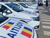 Poliţia Română cumpără peste 6.700 de maşini de la Dacia Renault, contract de peste 483 milioane lei