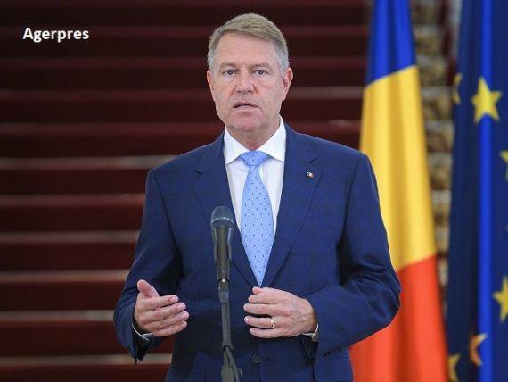 Klaus Iohannis spune că vrea să obțină o sumă  considerabil mai mare  de la bugetul UE, față de actuala alocare de 44 mld. euro:  Este evident că România are nevoie de bani europeni