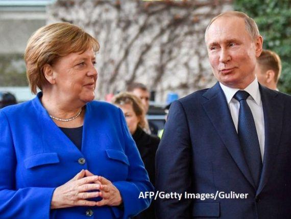 Un  război  fără sfârșit. Germania condamnă intenţia SUA de a aplica noi sancţiuni proiectului Nord Stream 2, care aduce mai multe gaze rusești în Europa