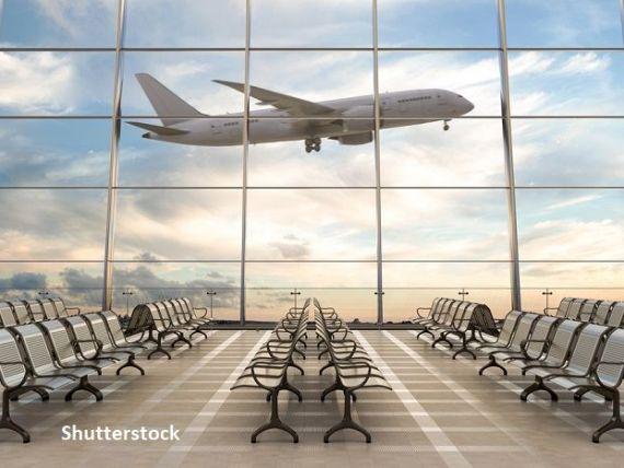 Eurostat: Transportul aerian din UE s-a prăbușit în plină pandemie. Țările din și spre care nu a mai zburat aproape nimeni